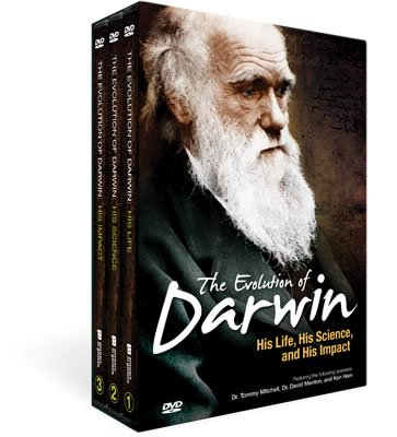 The Evolution of Darwin Series