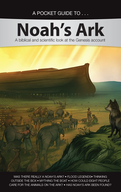 Noah's Ark Pocket Guide: 10-pack