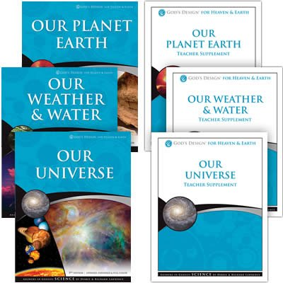 God's Design for Heaven and Earth Complete Set
