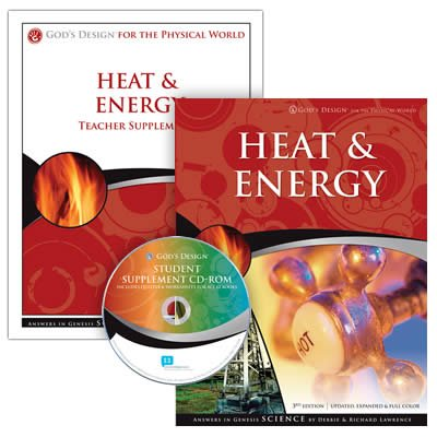 Heat & Energy Teacher and Student Pack