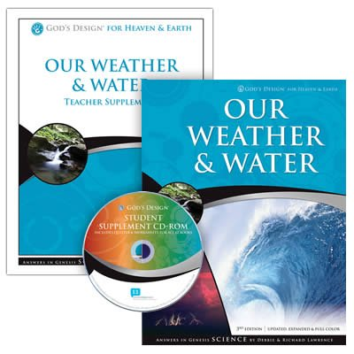Our Weather and Water Teacher and Student Pack