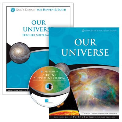 Our Universe Teacher and Student Pack