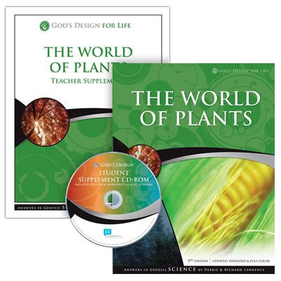 The World of Plants Teacher and Student Pack