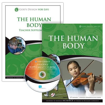 The Human Body Teacher and Student Pack