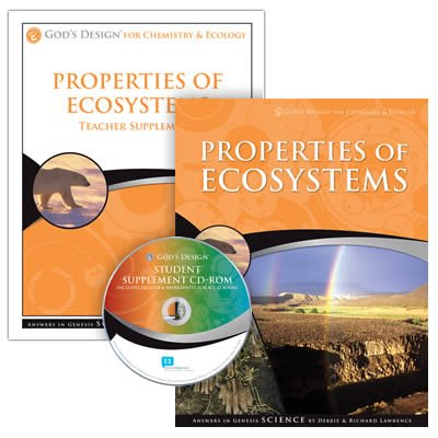 Properties of Ecosystems Teacher and Student Pack