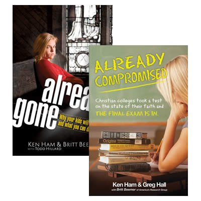 Already Compromised & Already Gone Book Pack