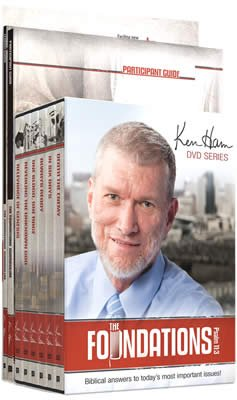 Ken Ham's Foundations Curriculum Set