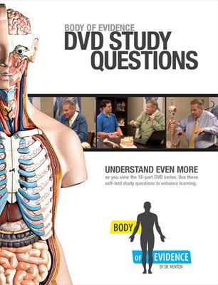 Body of Evidence DVD Study Questions: 10-pack