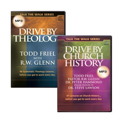 Drive By Church History & Theology