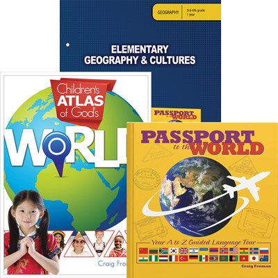 Elementary Geography and Cultures