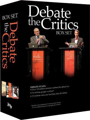Debate the Critics: Boxed Set