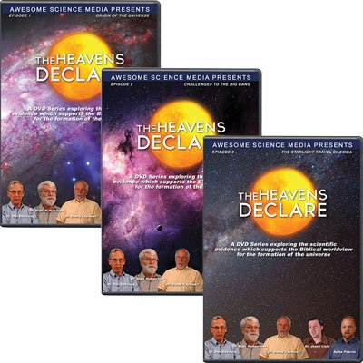 The Heavens Declare Set