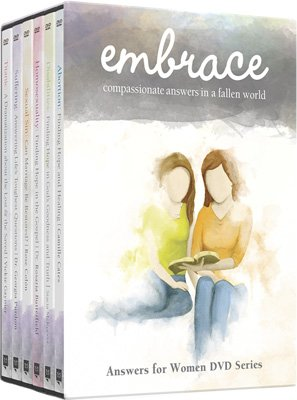 Embrace DVD Set