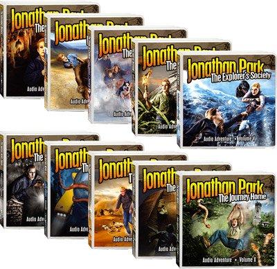 Jonathan Park Audio Adventures Review   scriptureand.blogspot.com