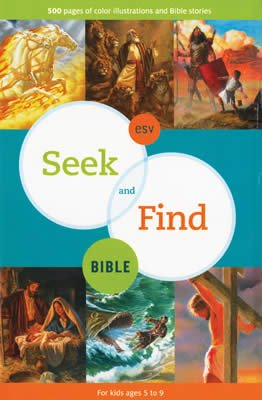Seek and Find Bible - ESV