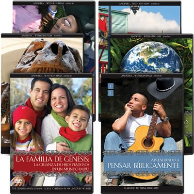 Ken Ham's Creation Mini-Series (Spanish)