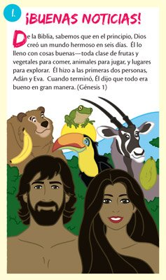 Gospel Tracts: Good News: Spanish