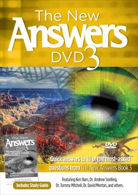 The New Answers DVD 3: Video download