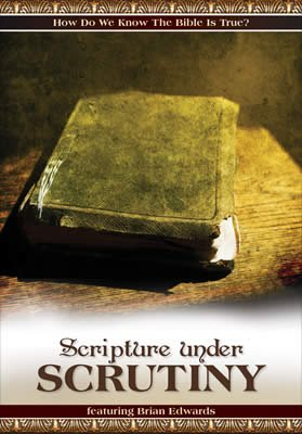 Scripture Under Scrutiny: Video download