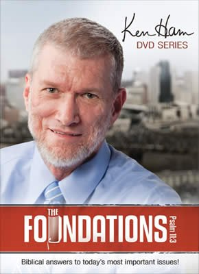 Ken Ham's Foundations: Video downloads