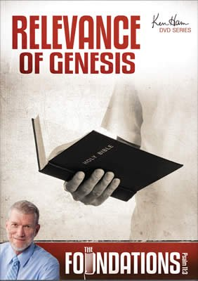 Ken Ham's Foundations: Relevance of Genesis: Video download