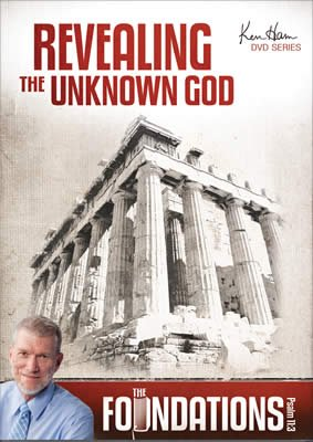 Ken Ham's Foundations: Revealing the Unknown God: Video download