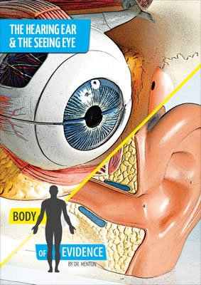 Body of Evidence 8: Hearing Ear & The Seeing Eye: Video download