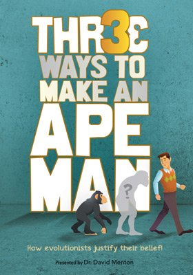 Three Ways to Make an Ape Man: Video download