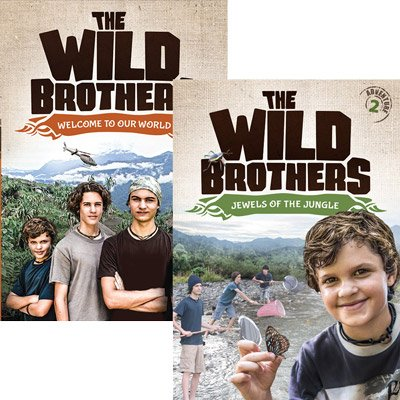 Adventure Pack - DVDs 1 and 2