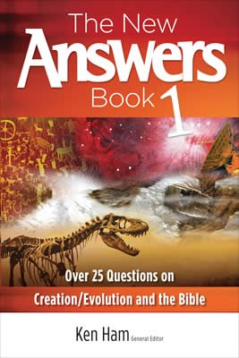 The New Answers Book 1: eBook