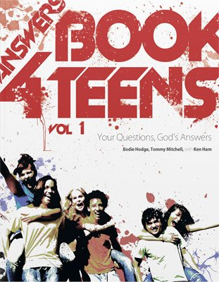 Answers Book For Teens - Vol 1: eBook