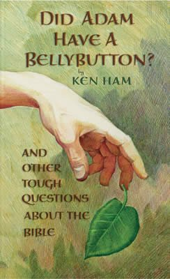 Did Adam Have a Bellybutton?: eBook
