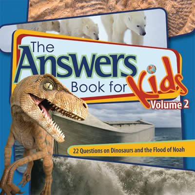 The Answers Book for Kids, Volume 2: eBook