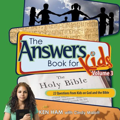 The Answers Book for Kids, Volume 3: eBook