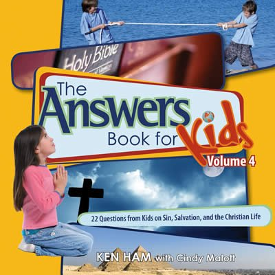 The Answers Book for Kids, Volume 4: eBook