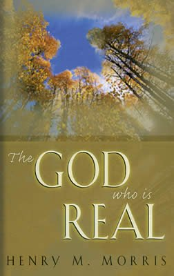 The God Who is Real: eBook