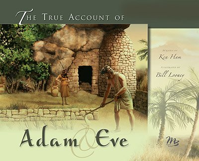 The True Account of Adam and Eve: eBook