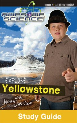 Awesome Science: Explore Yellowstone: PDF