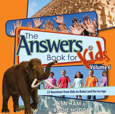 The Answers Book For Kids, Volume 6: eBook