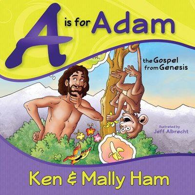 A is for Adam: eBook