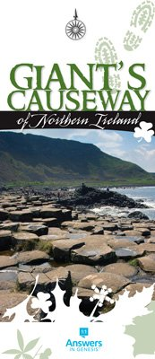 Giant's Causeway of Northern Ireland Brochure