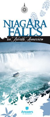 Niagara Falls in North America Brochure