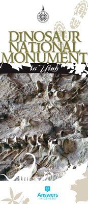 Dinosaur National Monument in Utah Brochure