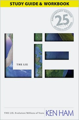 The Lie: Evolution/Millions of Years Study Guide & Workbook: PDF