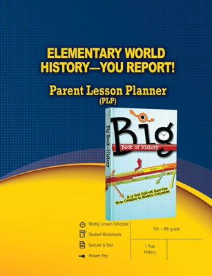 PLP: Elementary World History - You Report!: PDF