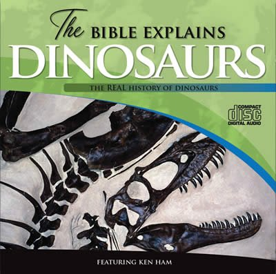 The Bible Explains Dinosaurs: Audio download