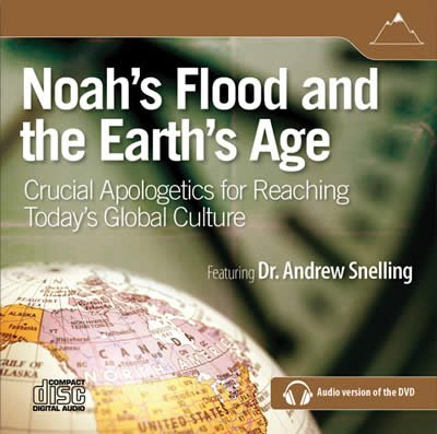Noah's Flood and the Earth's Age: Audio download