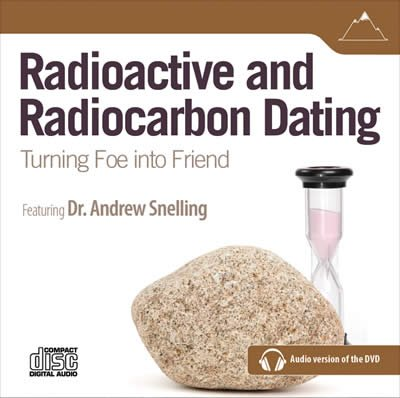 Radioactive and Radiocarbon Dating: Audio download