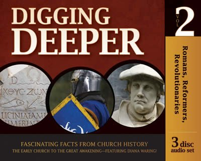 History Revealed: Digging Deeper - Volume 2: Audio download