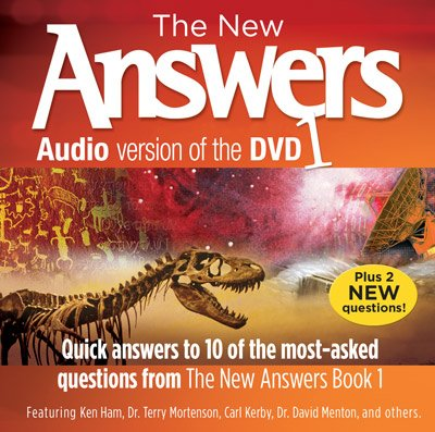 The New Answers DVD 1: Audio download